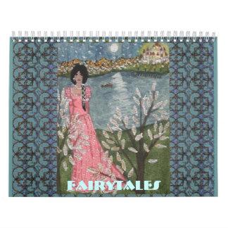 Fairytales Calender Wall Calendars