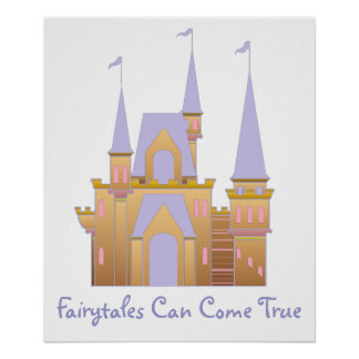 Fairytales Can Come True Poster