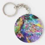 Fairytales, key-chain basic round button keychain