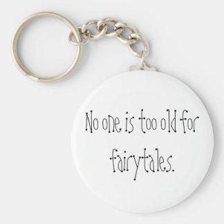 Fairytales Keychain