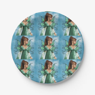 Fairytales Paper Plate