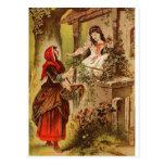 Fairytalesque- blanco como la nieve postales