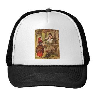 Fairytalesque. Sleeping Beauty and Cinderella Trucker Hat