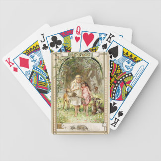 Fairytalesque. Snow White Bicycle Playing Cards