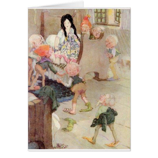 Fairytalesque -Snow White Card