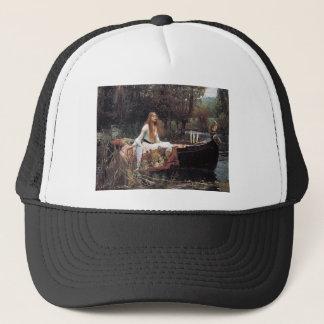 "Fairytalesque. -""The Lady of Shalott"" Trucker Hat"