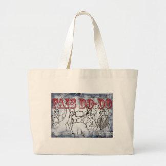 Fais Do-Do design Large Tote Bag
