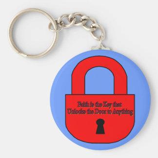 Faith3 Keychain