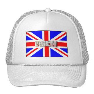 Faith 3D England 3 Trucker Hat