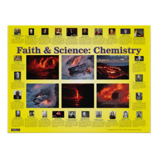 Faith and Science: Chemistry Poster