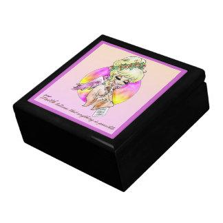 """Faith"" ANGEL Gift Box DORFEO Art"