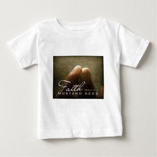 Faith As Small As A Mustard Seed T Shirt