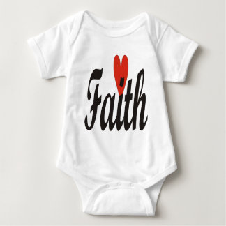 Faith Baby Bodysuit