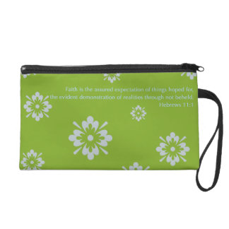 Faith bag wristlet purse
