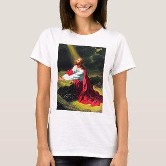 faith blessing inspirational hope Jesus sandstone T-Shirt