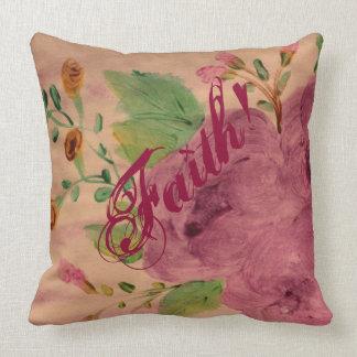 Faith - Blessing Pillow
