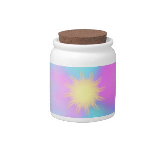 Faith ~ Burst Candy Jars