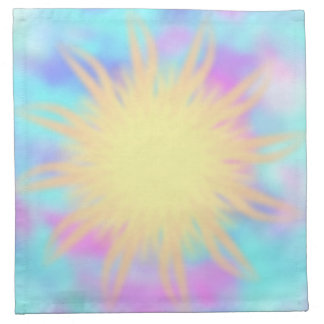 Faith ~ Burst Napkin