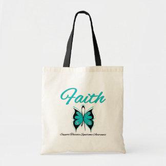 Faith Butterfly Tourette Syndrome Bag