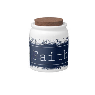Faith Candy Dish