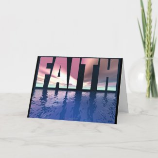 Faith zazzle_card