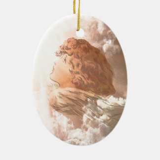 Faith Ceramic Ornament