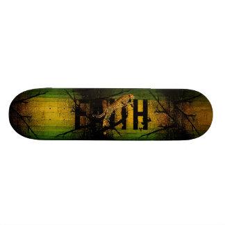 Faith Cheetah Skateboard Deck