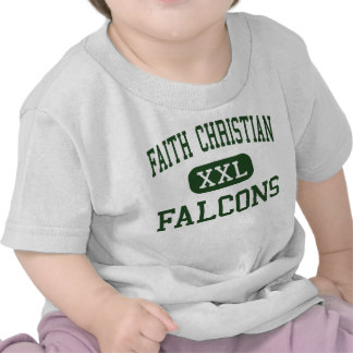 Faith Christian - Falcons - High - Bigelow Tshirts