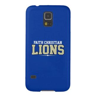 Faith Christian High School; Lions Galaxy S5 Case