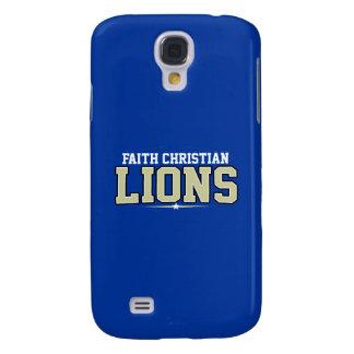 Faith Christian High School; Lions Samsung Galaxy S4 Case