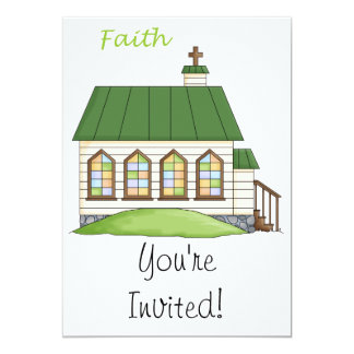 Faith Church Custom Announcements
