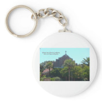 Faith Church Keychain