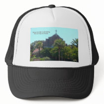 Faith Church Trucker Hat