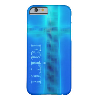 Faith Cross Barely There iPhone 6 Case