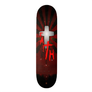 Faith Cross Skateboard