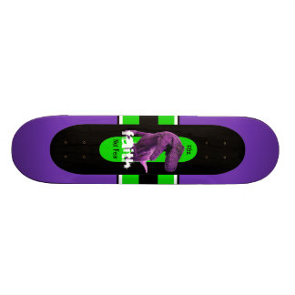 FAITH Dinosaur Skateboard