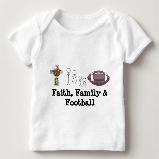 Faith, Family & Football T-Shirt