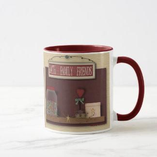 Faith Family Friends Mug