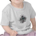 Faith Family Prayer Cross - Gynecologic Cancer T Shirt