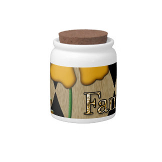 Faith,FamilyandFriends Candy Jars