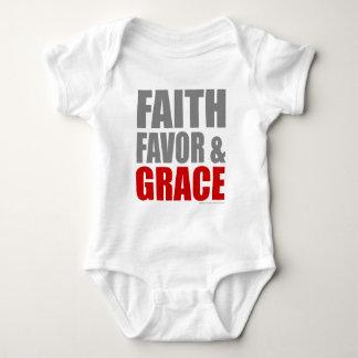 FAITH FAVOR & GRACE BABY BODYSUIT