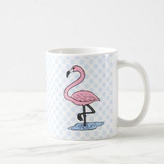 Faith Flamingo Coffee Mug