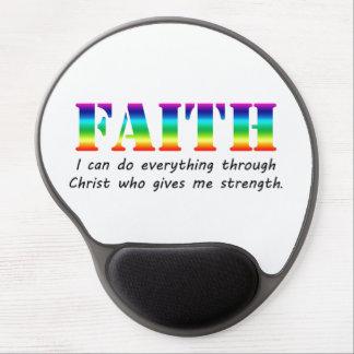 Faith Gel Mouse Pad
