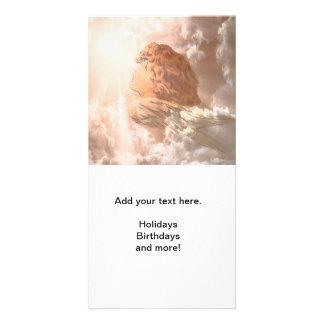 Faith Guardian Angel Card
