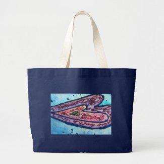 Faith Heart Bag
