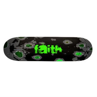 Faith holy skateboard
