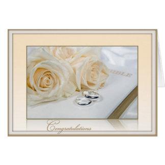 Faith, Hope And Love Greeting Card