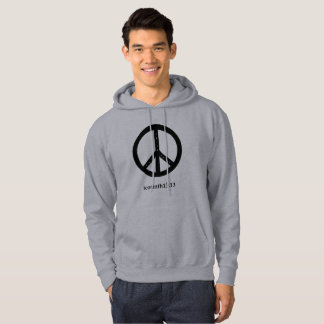 Faith, Hope, and Love Hoodie (Black)