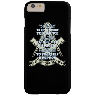 Faith - Hope - Charity Barely There iPhone 6 Plus Case