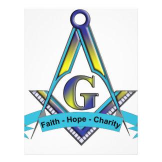 Faith, Hope, Charity Flyer